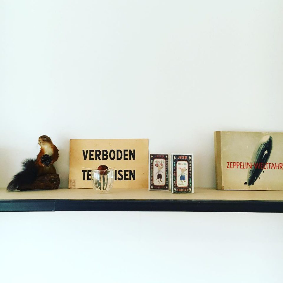 The brown part of our shelf decoration! thrifter avocadoexperiment notallowedtodancehellip