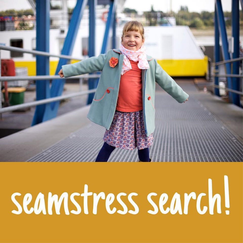 Seamstress search! Im looking for talented seamstresses to be parthellip