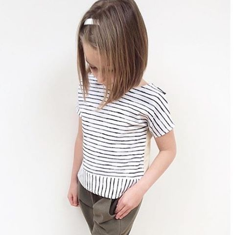 The Nore dress amp Tshirt pattern has just been released!hellip