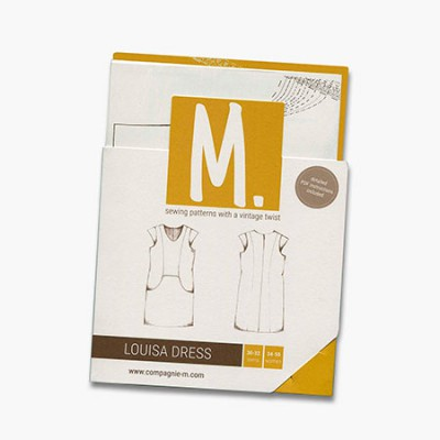 Compagnie M. paper sewing pattern