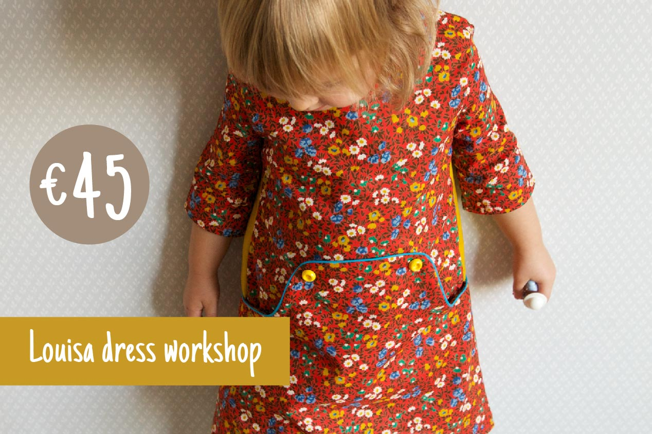 Workshop Louisa dress