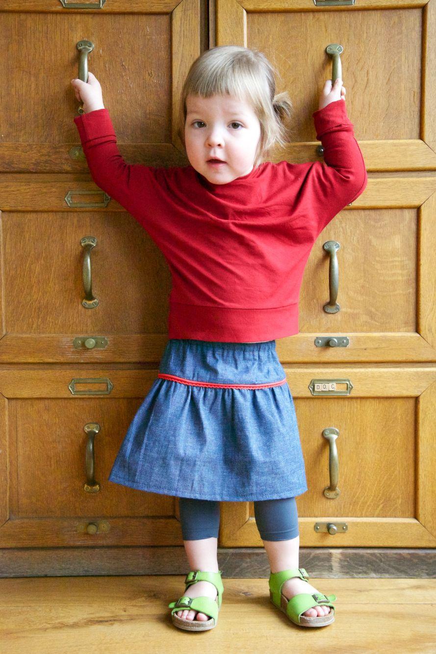 kids clothes week challenge day 1