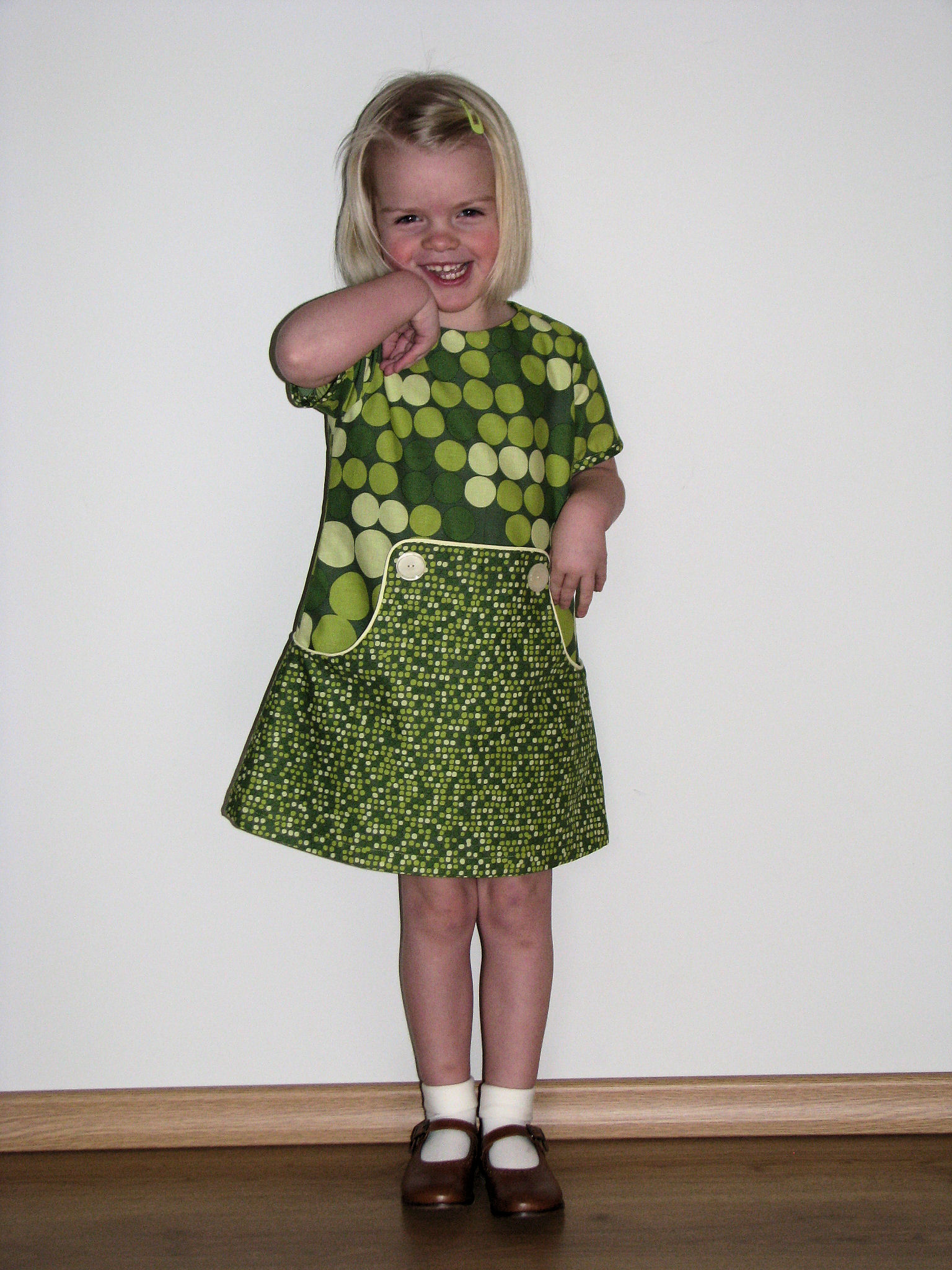 The Louikea-dress