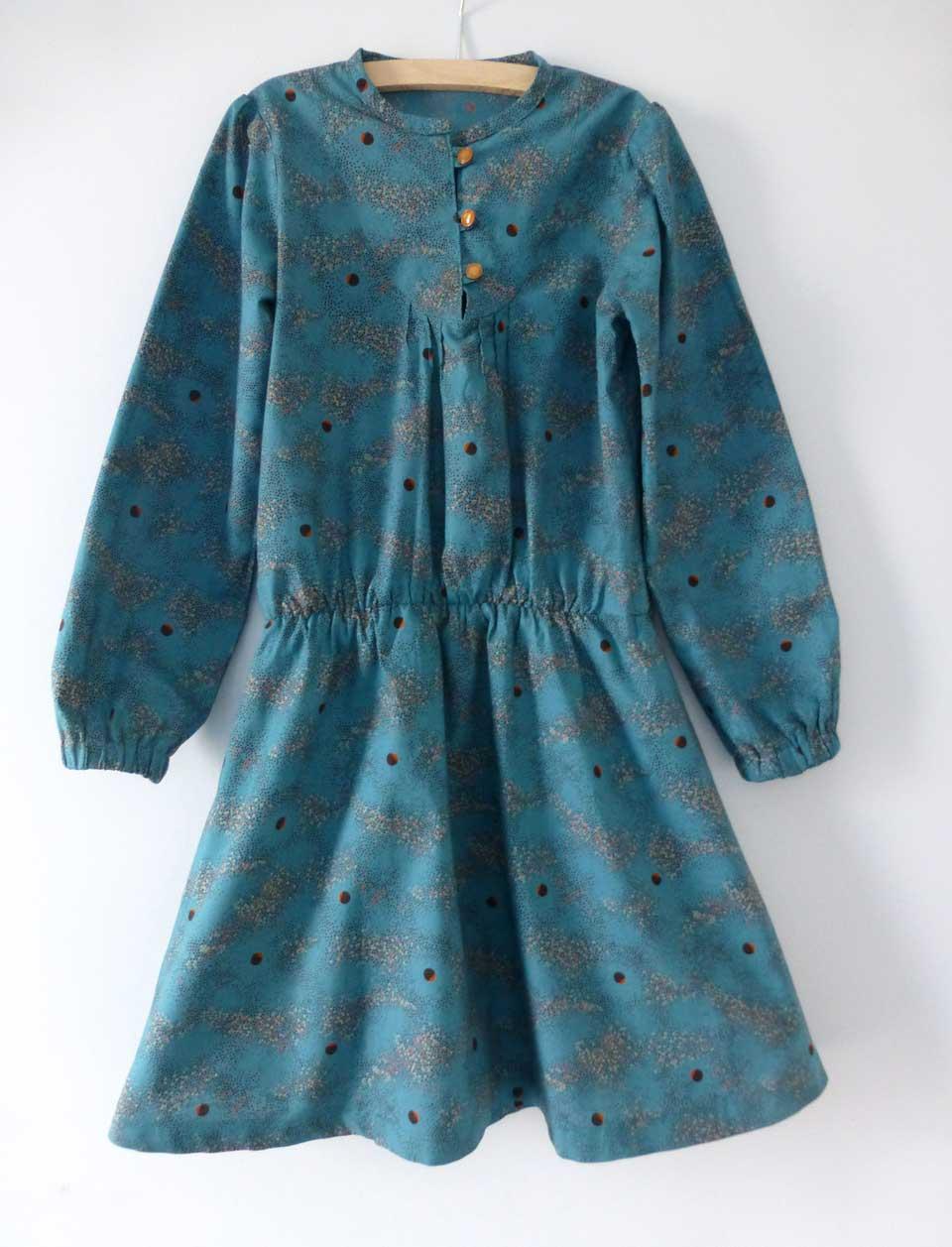 Een Mara jurk voor Yane
