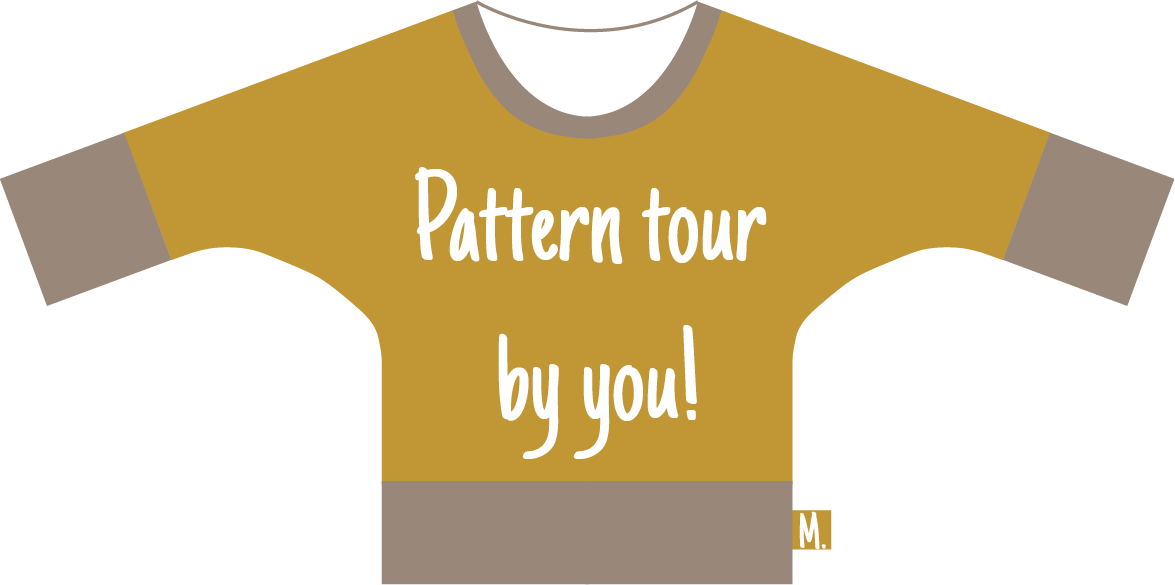 Pattern tour by you