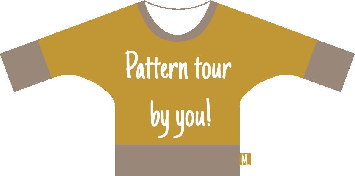 Pattern tour by you