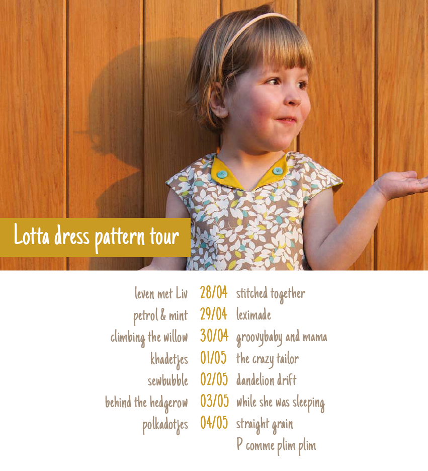 Flyer pattern tour ENG-01