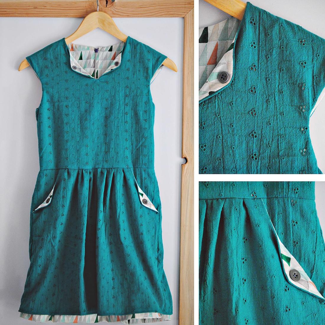 Compagnie-M_Lotta_dress_Dandeliondrift 1