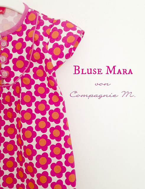 evArt : Bluse Mara als Kleidvariante – blouse mara as dress
