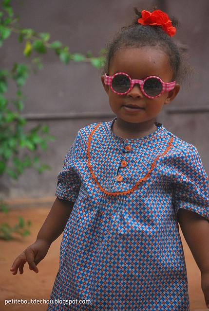 Petiteboutdechou – Mini Mara Dress