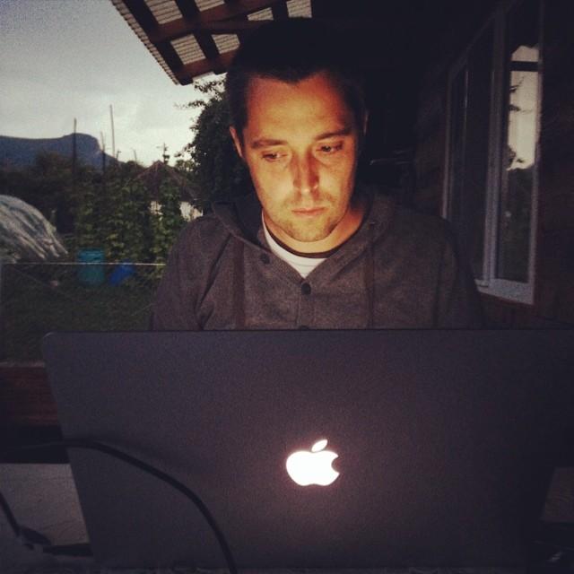 The Apple monster! ;)