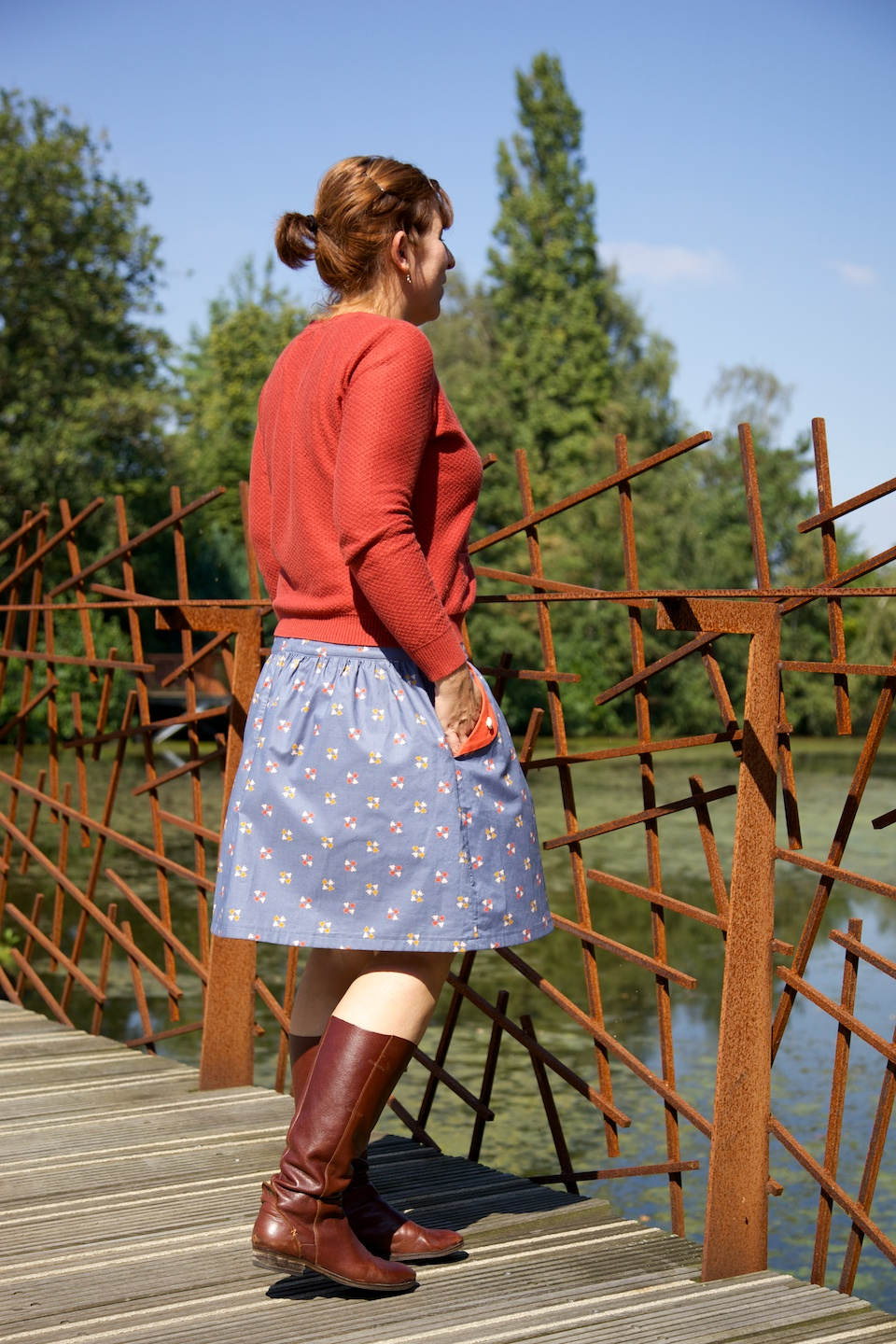 Compagnie-M_Lotta_skirt_women 1