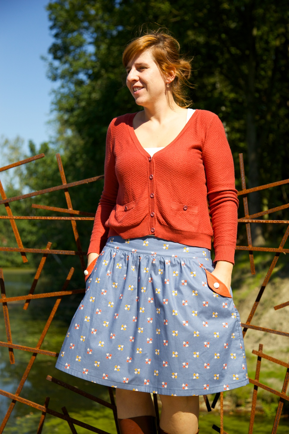 Compagnie-M_Lotta_skirt_women 4