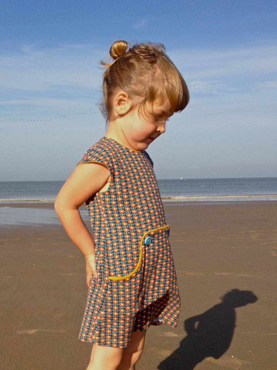 Compagnie-M_Louisa dresses_annika_seaside 2