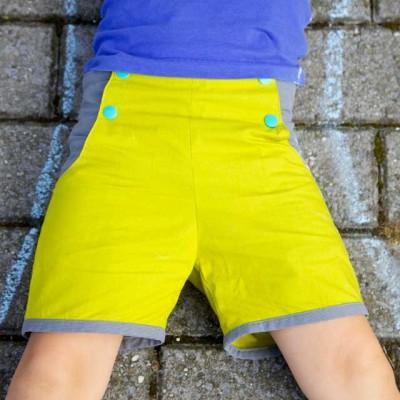 Charles pants, shorts and dungarees