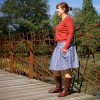 Lotta skirt pattern for teens & adults - front view