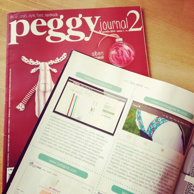 Compagnie M. in Peggy journal #2