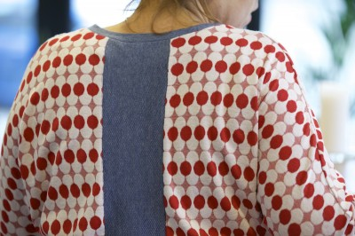 The Julia sweater by Compagnie M. - sewing pattern for kids and adults