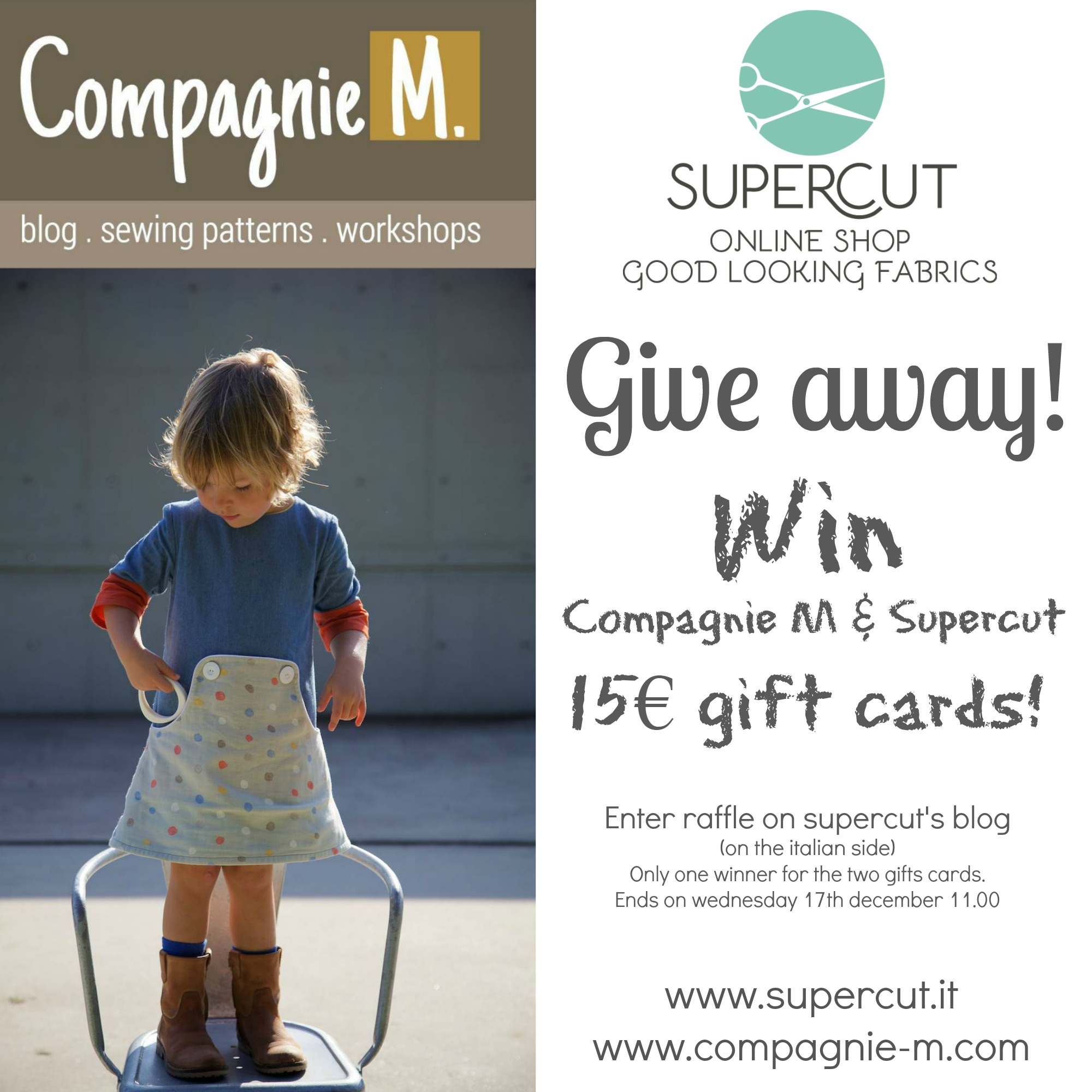 Compagnie-M_flyer_giveaway_supercut