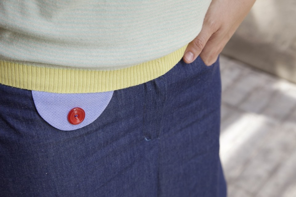 The Nina skirt & culottes sewing pattern