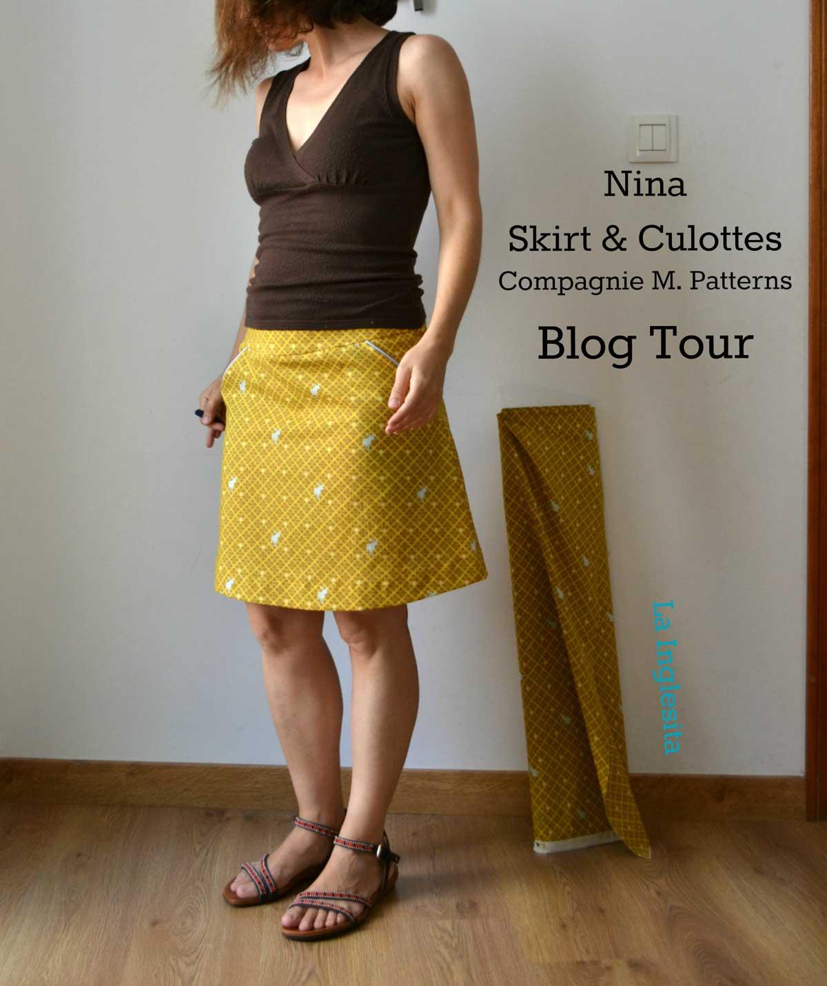 Compagnie-M_Nina_skirt_culottes_la_inglesita