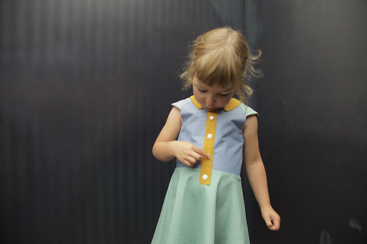 Compagnie-M Ileana dress