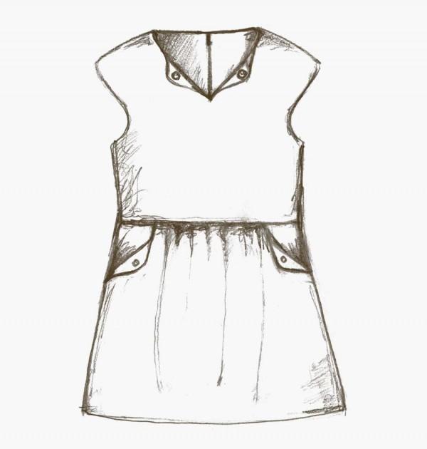 Compagnie-M_Lotta_dress_draw