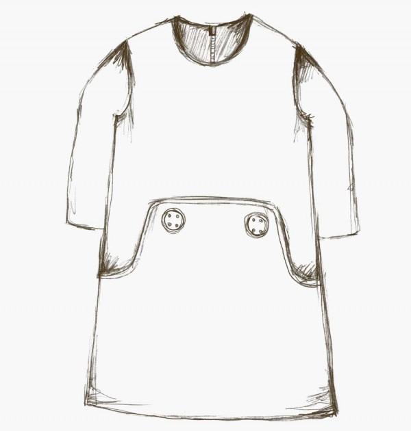 Compagnie-M_Louisa_dress_draw
