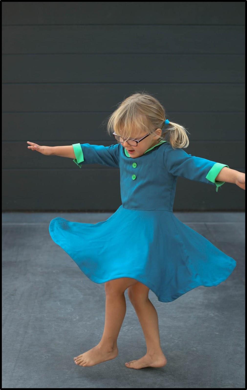 Ileana dress pattern tour day 5