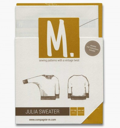 Julia sweater for teens & adults
