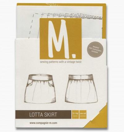 Lotta skirt for teens and women