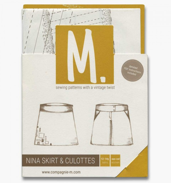 Nina skirt for teens and adults
