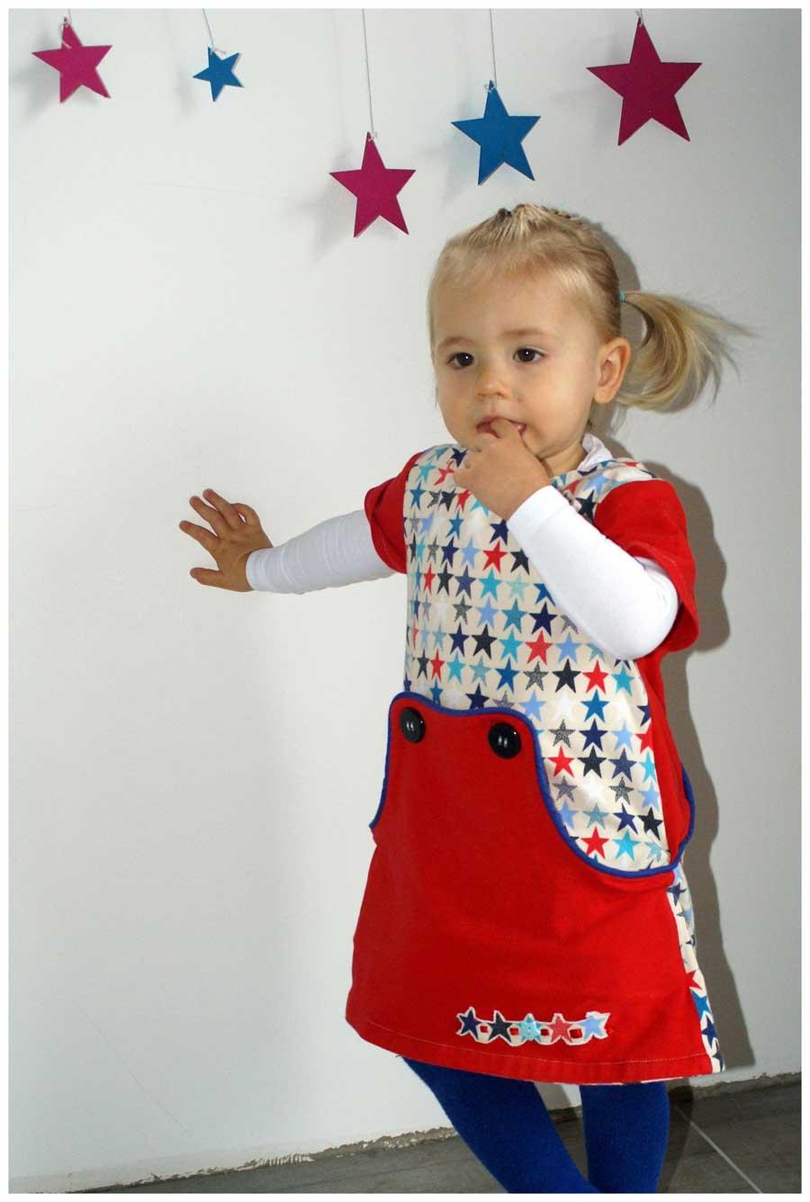 A starry Louisa Dress