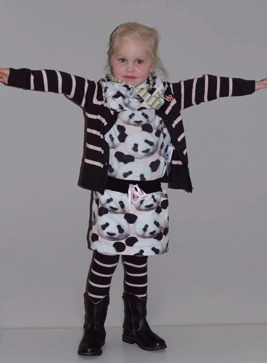 Julia panda dress