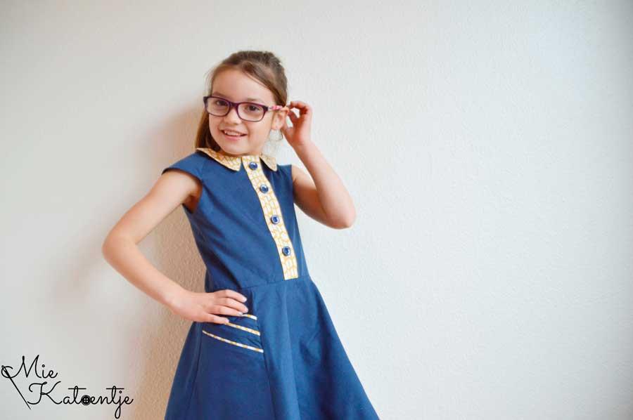 Six pocket Ileana dress,
