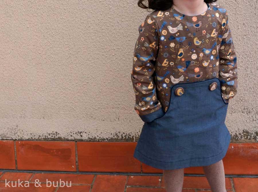 Birdie Louisa Dress