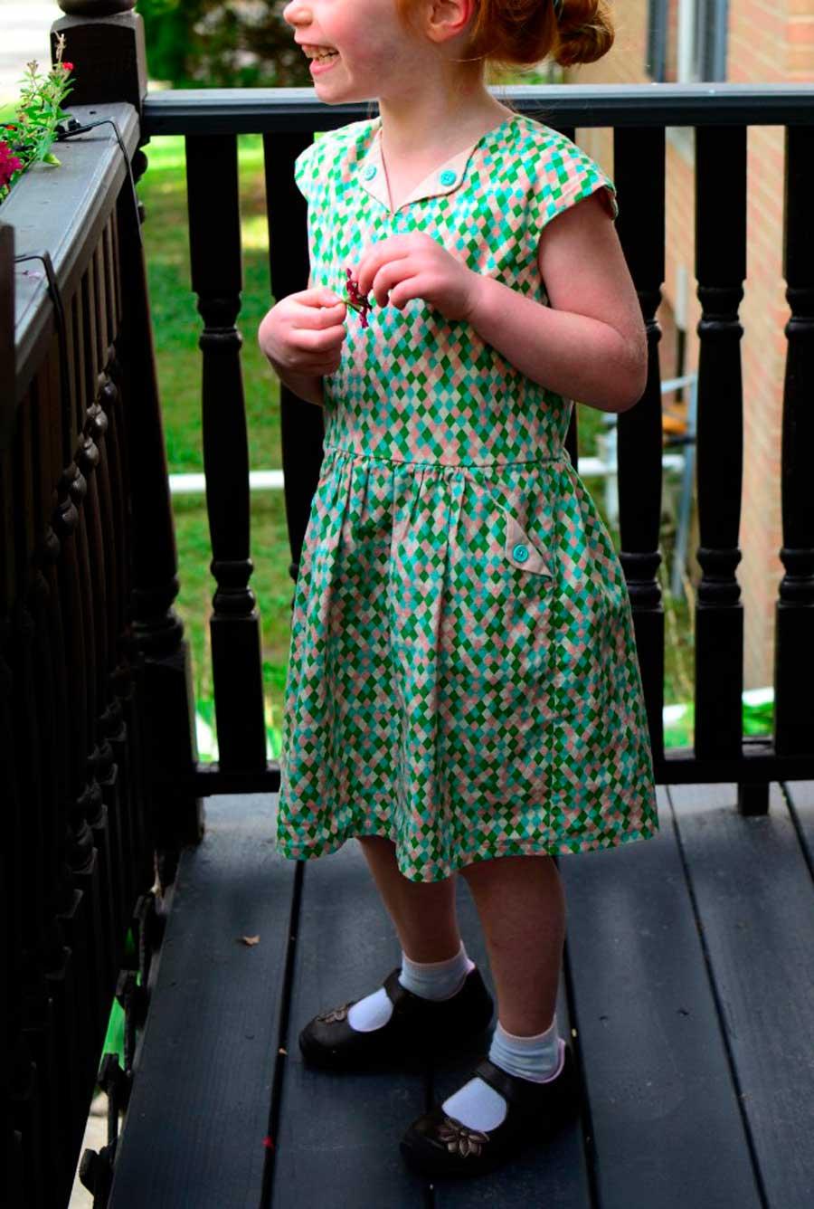 A lotta dress