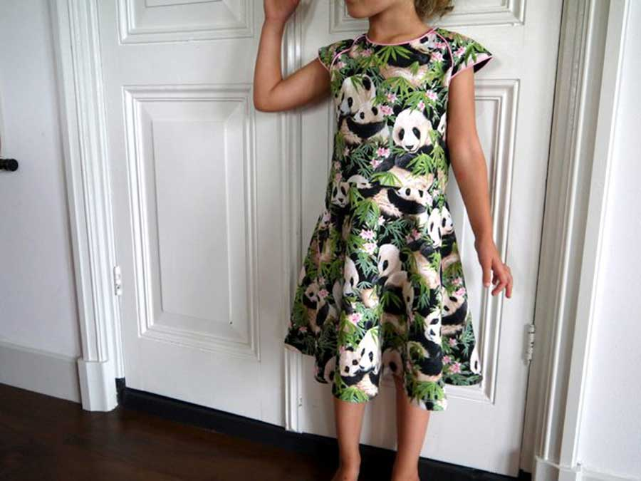 Ileana Panda Dress