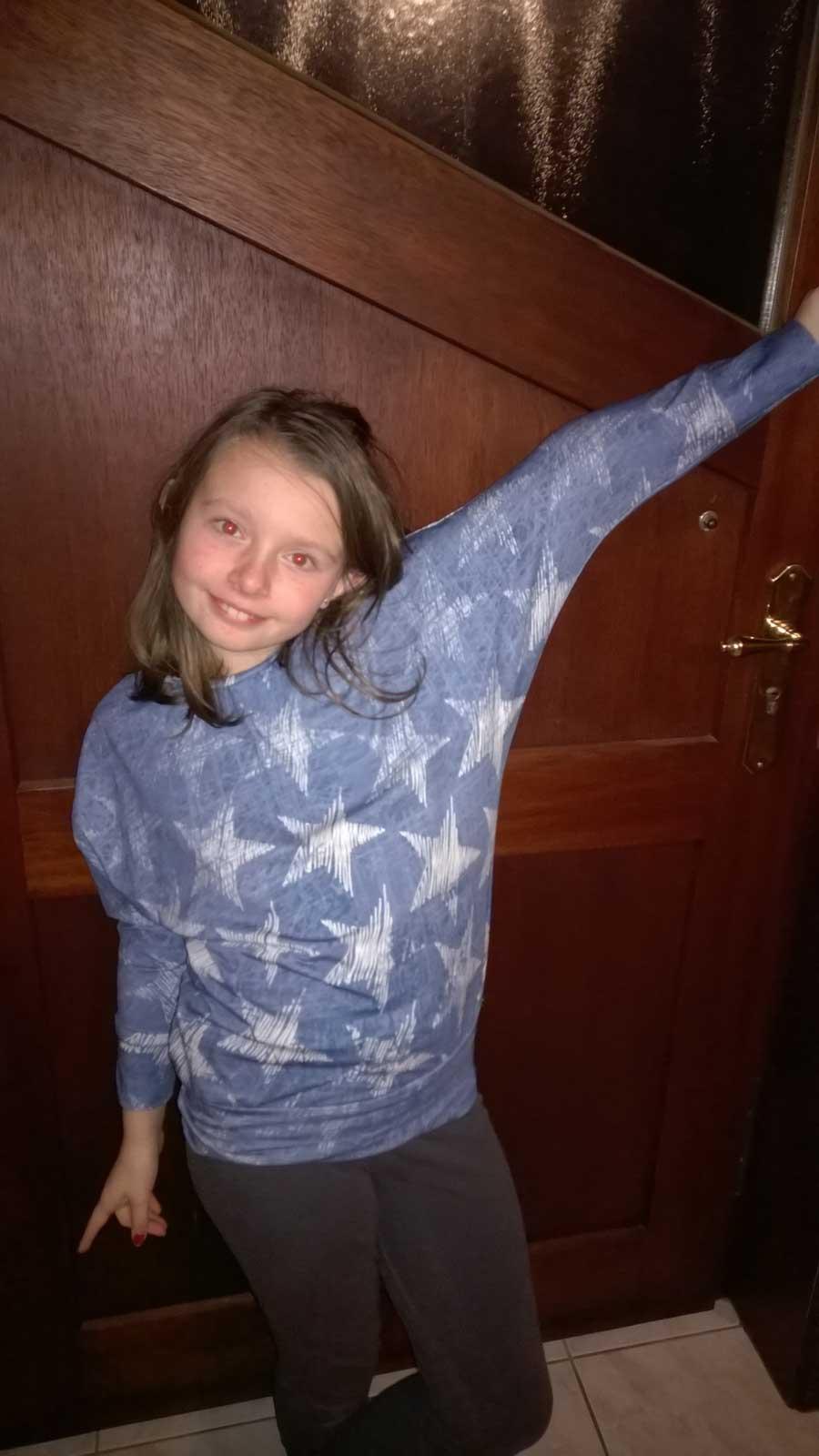 Julia star sweater