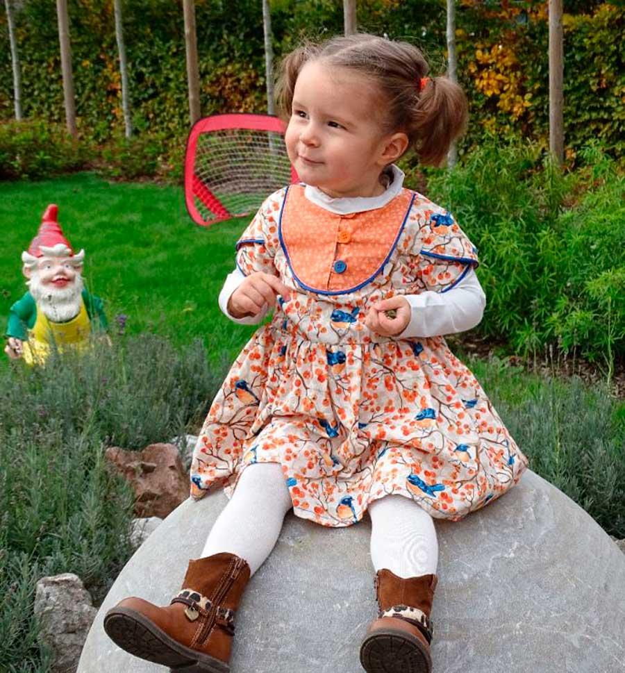 Mara autumn dress