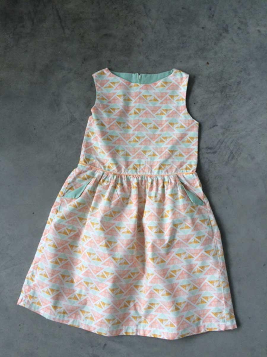 Combination SVDHZ and Lotta dress Triangle