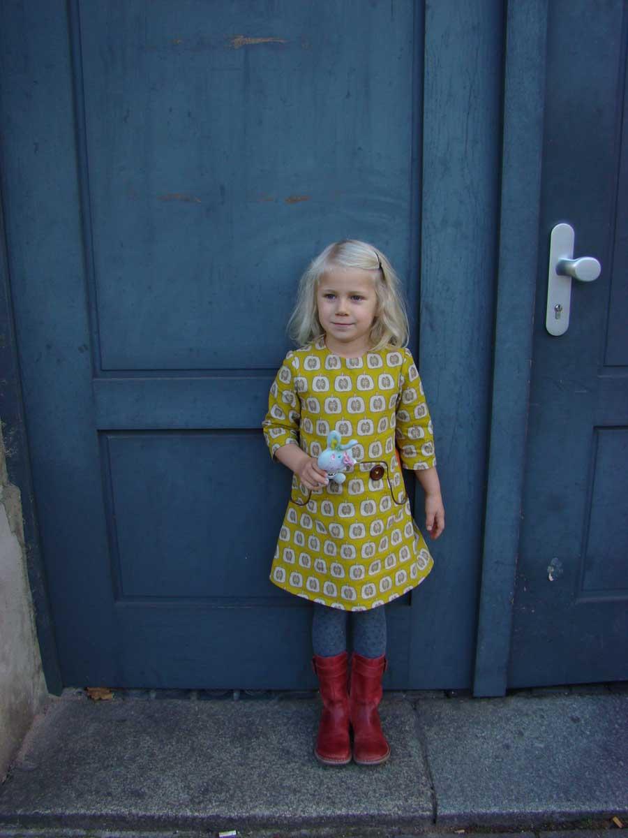 Apfelkleid/Apple Dress