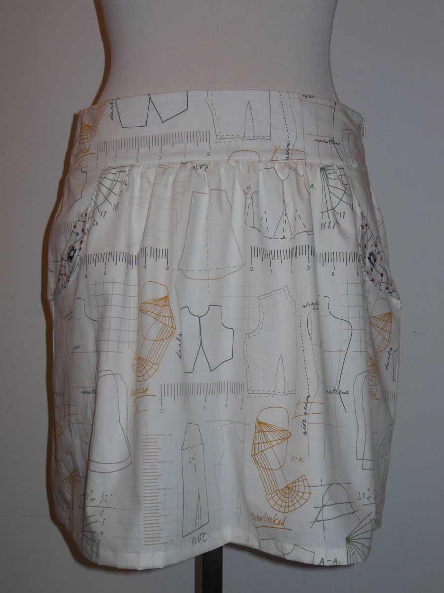 een Lotta met passie voor naaien