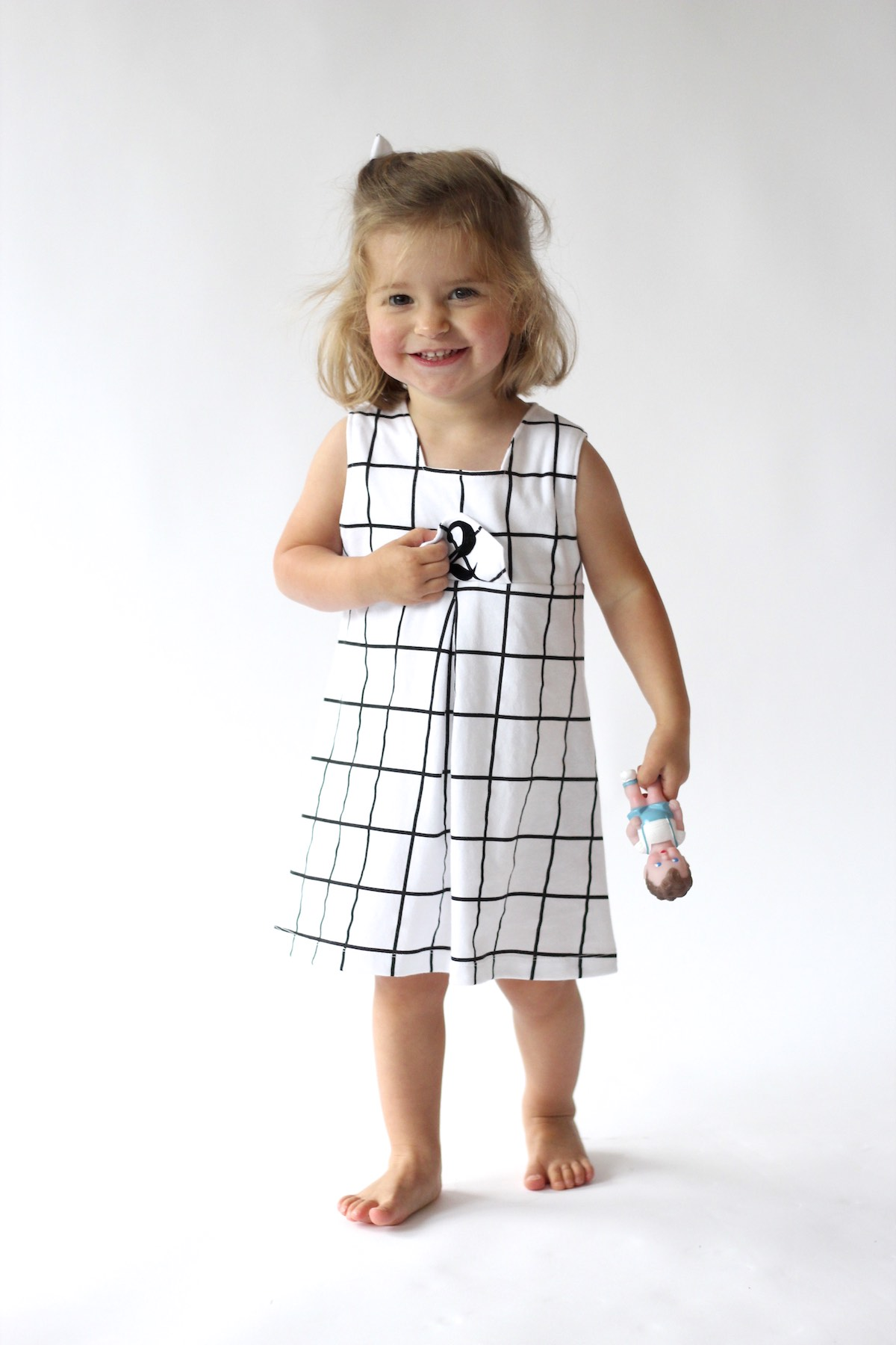 Compagnie-M_Lily_Woody_Lila_dress_basic_version_blackandwhite 5
