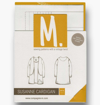 Compagnie M. Susanne Cardigan for kids sewing pattern