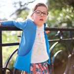 Compagnie M. Suzanne Cardigan for kids sewing pattern