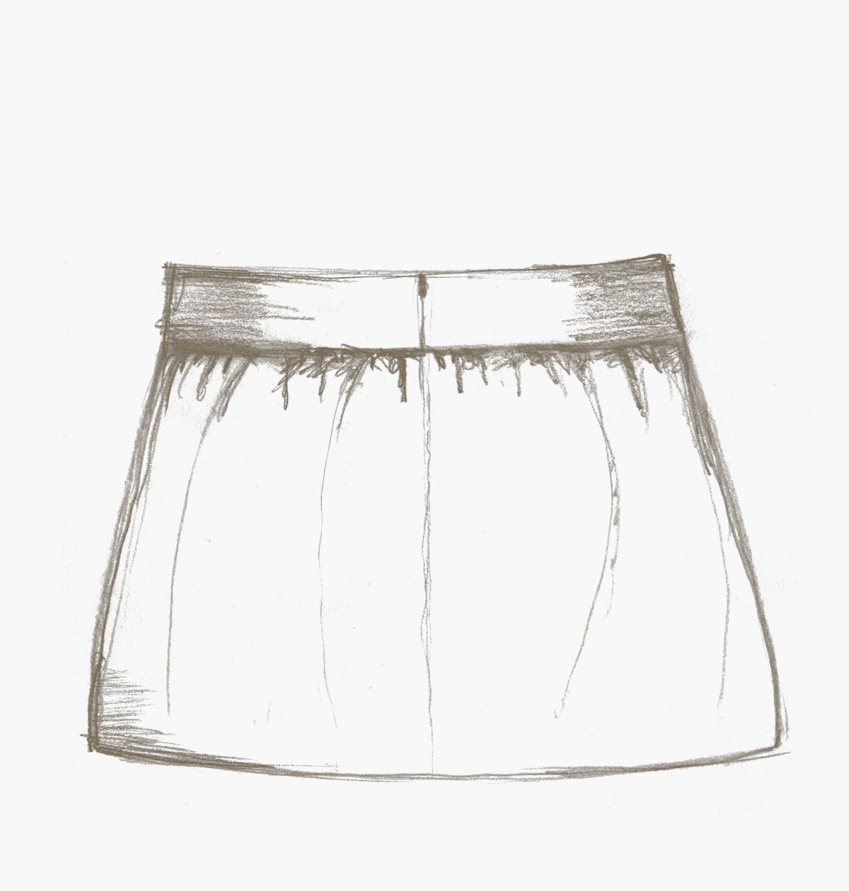 Lotta skirt pattern for girls, teenagers and adults | Compagnie-M
