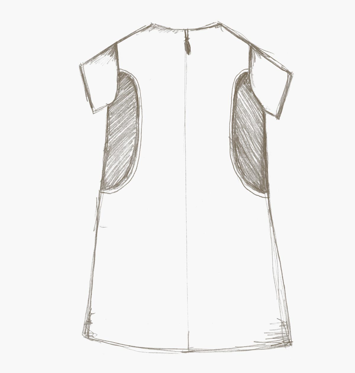 The Louisa Dress sewing pattern for girls | Compagnie-M