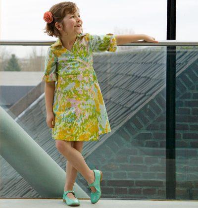 Compagnir M. Frederique Dress sewing pattern