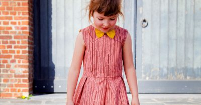 Compagnie M. Judith Dress sewing pattern
